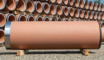 Resource-saving pipe jacking | Waste water technology with